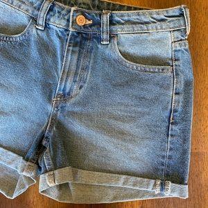 H&M Shorts - Mom jean shorts